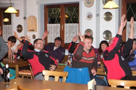 Jahreshauptversammlung Schützen 2014 033